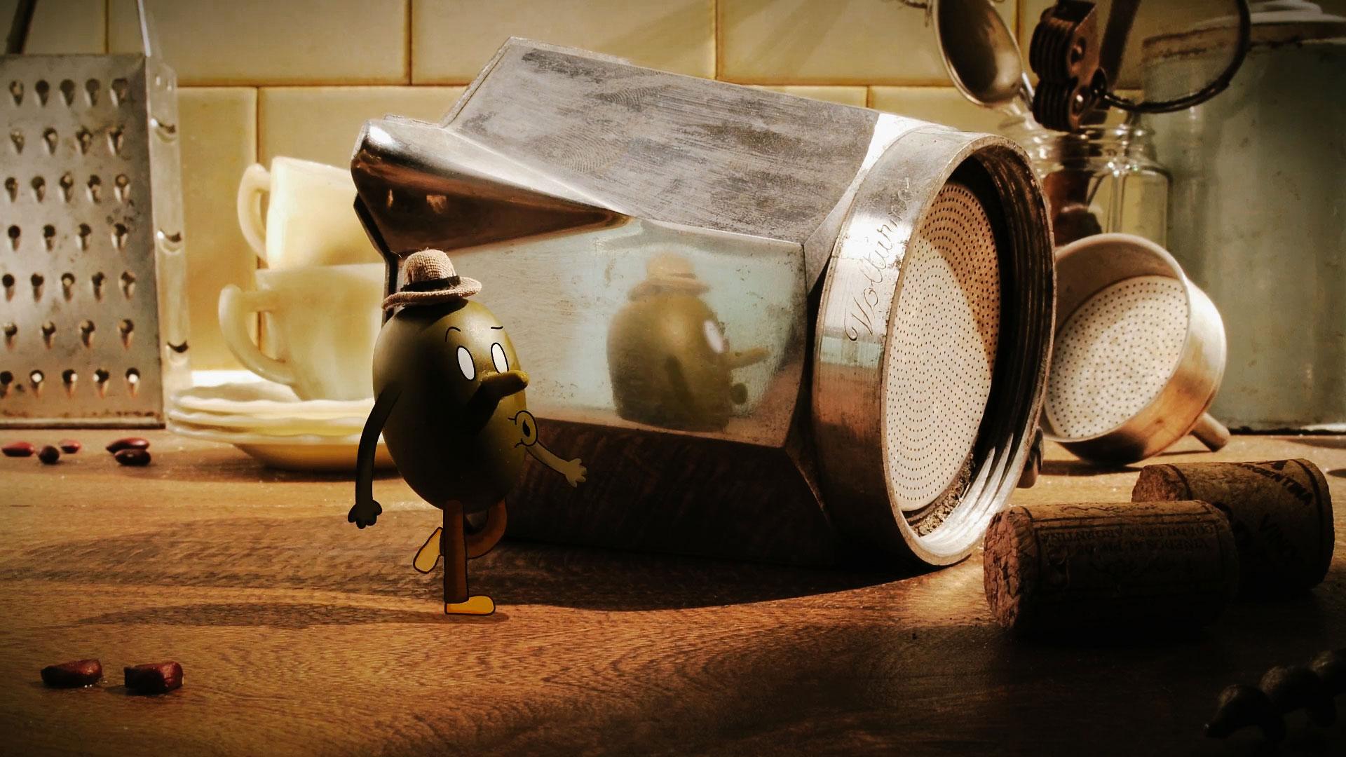 LINIERS ANIMADO / 2012 / Directed by Antonio Balseiro